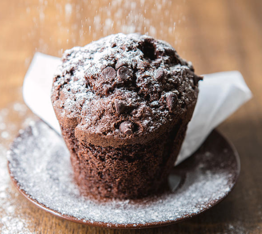 Easy Instant Pot Chocolate Muffins