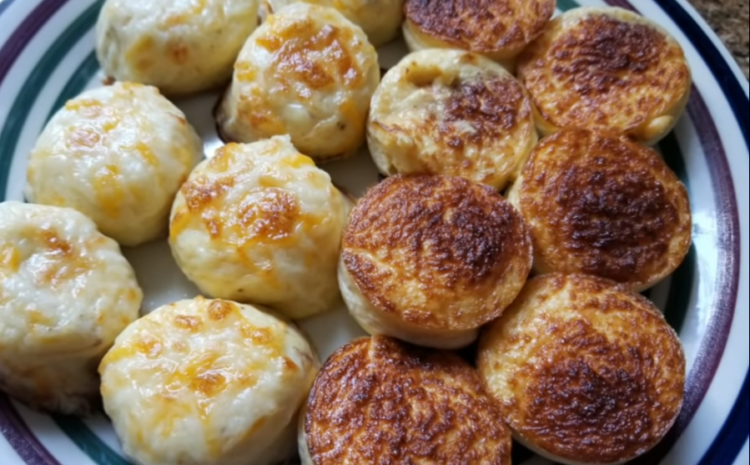 Bacon and Cheese Starbucks Sous Vide Style Egg-Bites