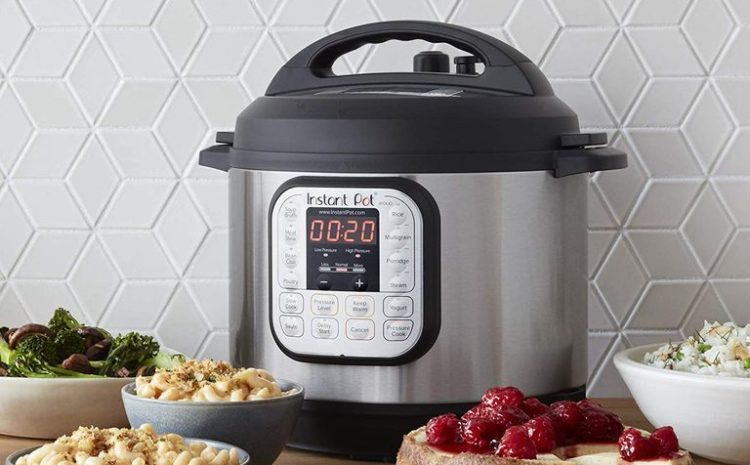 How To Choose The Right Instant Pot